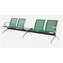 صندلی انتظار 4 نفره با میز وسط HB154